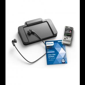 Philips Diktier- und Transkriptionsset DPM6700/03