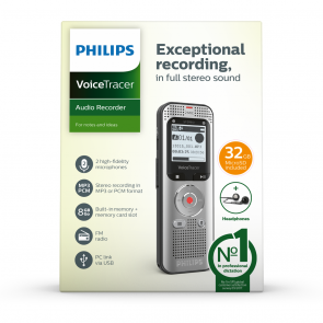 Philips Audio recorder DVT20525