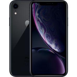 Apple iPhone Xr 128GB Schwarz Smartphone