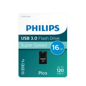 Philips USB flash drive Pico Edition 16Go, USB3.0