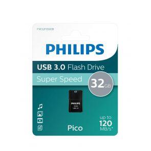 Philips USB flash drive Pico Edition 32GB, USB3.0