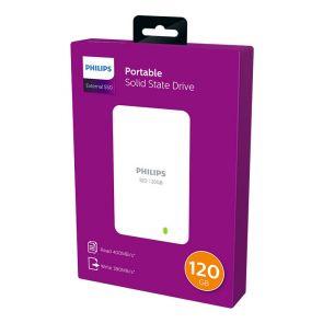 Philips External SSD 120GB