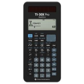 Texas Instruments TI-30X Pro MathPrint