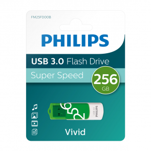 Philips USB flash drive Vivid Edition 256GB, USB3.0